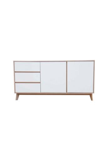 Nordic Furniture Group Sideboard Ken  - Valkoinen