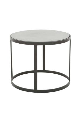 Nordic Furniture Group Sivupöytä Becca  - Natural grey/svart