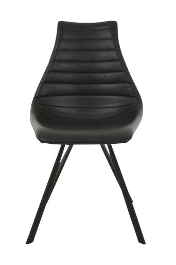 Nordic Furniture Group Ruokapöydän tuolit Nord, 2/pakk.  - Musta