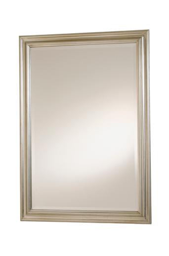 AG Home & Light Peili Avignon 103 x 72 cm  - Hopeanvärinen