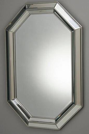 AG Home & Light Peili Esbjerg  - Silver
