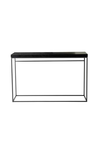 Nordic Furniture Group Konsolipöytä GLADSTONE  - Musta