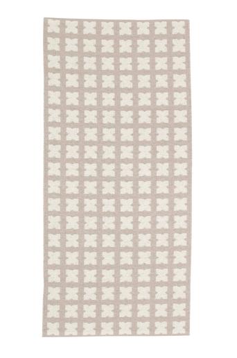 Horredsmattan Cross matto 70 cm  - Beige