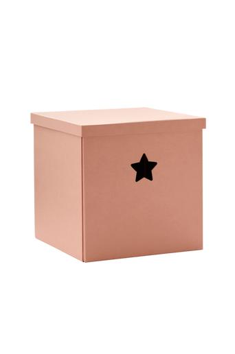 Kids Concept Star säilytyslaatikko, roosa