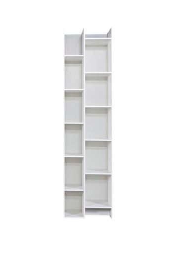 WOOOD Kirjahylly Expand, leveys 50 cm  - Valkoinen