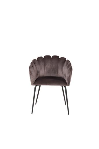 Furniture Fashion Käsinojalliset tuolit Limhamn  - Harmaa