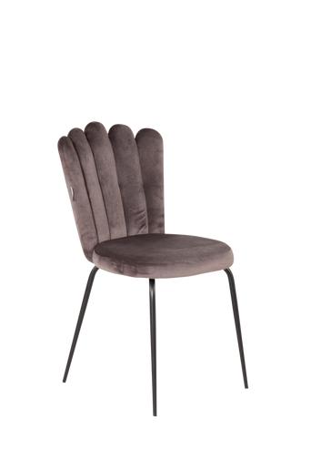 Furniture Fashion Ruokapöydän tuolit Limhamn, 2/pakk.  - Harmaa