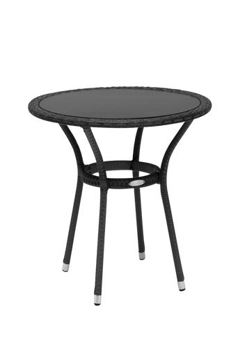 Hillerstorp ATLANTA pöytä Ø 70 cm  - Musta