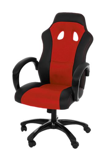 Homeroom Kirjoituspöydän tuoli Mexico  - Punainen/musta