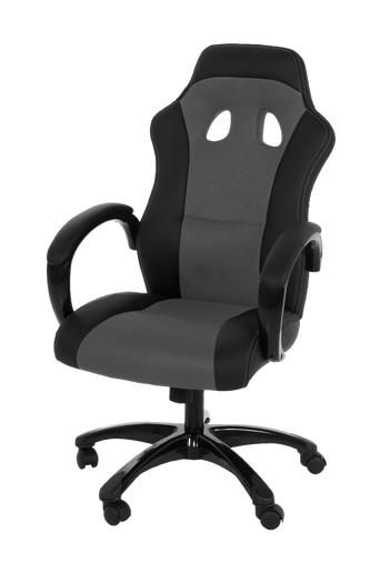 Homeroom Kirjoituspöydän tuoli Mexico  - Musta/harmaa
