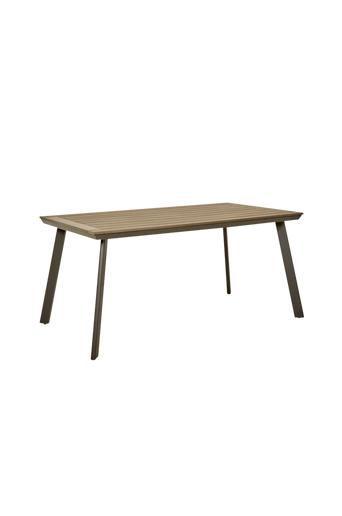 Martinsen Pöytä Rosario 160x90  - Harmaa
