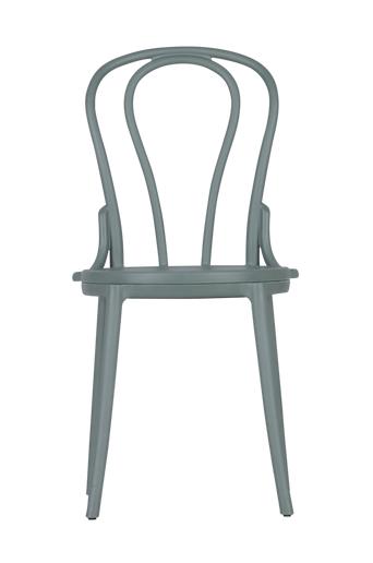 WOOOD Ruokapöydän tuolit Bibi, 2/pakk.  - Jade