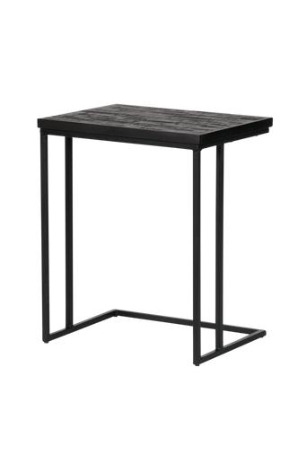 BePureHome Sivupöytä Sharing, 45x35  - Musta