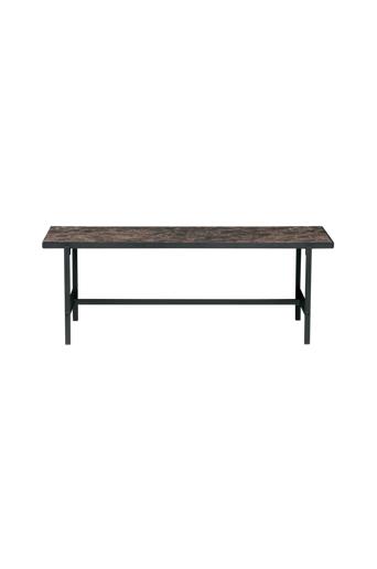 BePureHome Sohvapöytä Turn, 35x100x54  - Musta