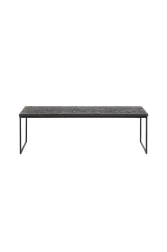 BePureHome Sohvapöytä Sharing, 120x60  - Musta