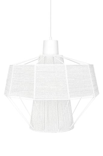 Globen lighting Layer kattovalaisin  - Valkoinen