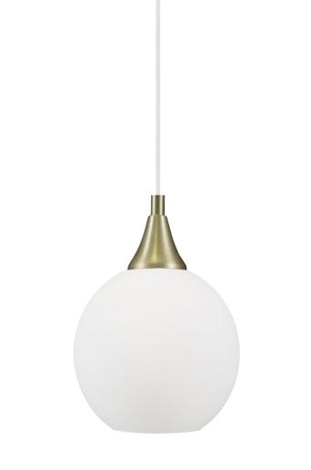 Globen lighting Bowl Mini kattovalaisin  - Valkoinen