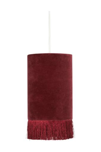 PR Home Alexis ikkunavalaisin 15 cm  - Viininpunainen