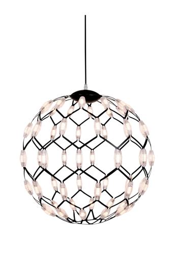 Globen lighting Illuminati kattovalaisin  - Musta/valkoinen