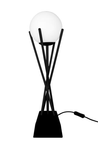 Globen lighting Pöytävalaisin Sarasota  - Musta/valkoinen