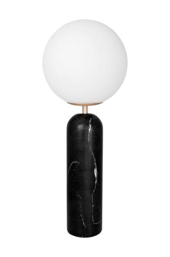 Globen lighting Pöytävalaisin Torrano  - Musta/valkoinen