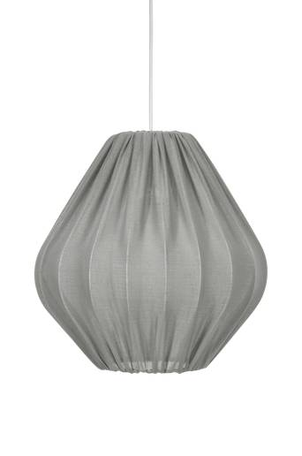 PR Home Kattovalaisimen varjostin Malou 40 cm  - Skira grå