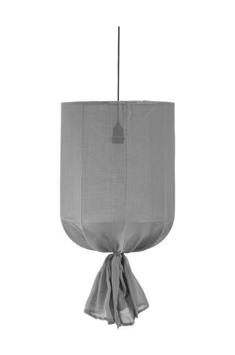 PR Home Kattovalaisimen varjostin Round 40 cm  - Skira grå