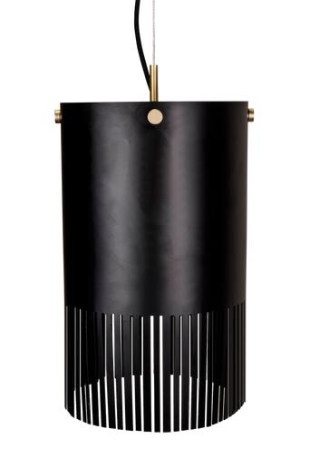 Globen lighting Kattovalaisin Fringe  - Svart/borstad