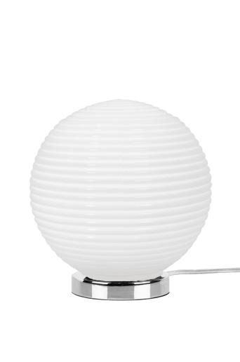 Globen lighting Pöytävalaisin Summer  - Valkoinen