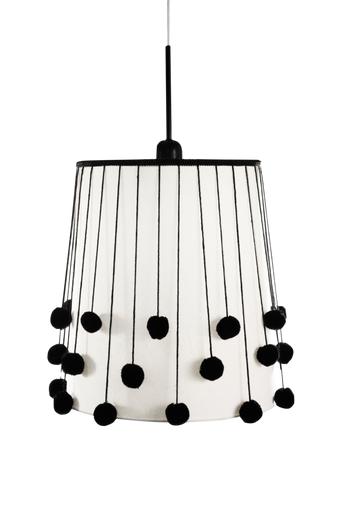 Globen lighting Riippuvalaisin Coco  - Valkoinen