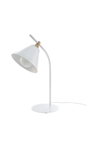 Lighting by Havsö Pöytävalaisin Traditionell Puuyksityiskohta  - Valkoinen