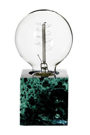 CO Bankeryd Pöytävalaisin TINY 6,5  - Vihreä marmori