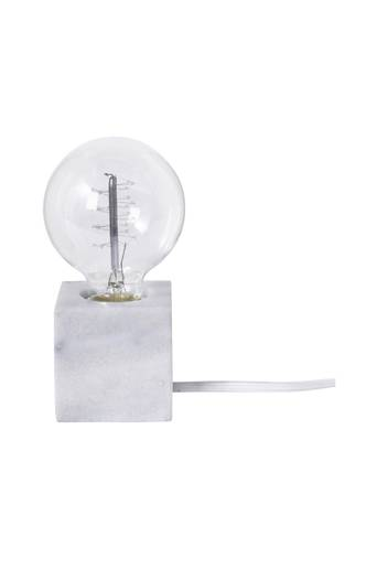 CO Bankeryd Pöytävalaisin Tiny 9  - Valkoinen marmori