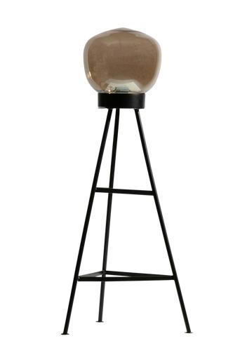 BePureHome Lattiavalaisin Dome  - Musta
