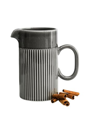 Sagaform Kannu Coffee & More, 1 litra  - Grey/Bamboo