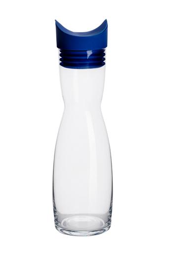 Sagaform Flip karahvi sininen  - Glas/blå