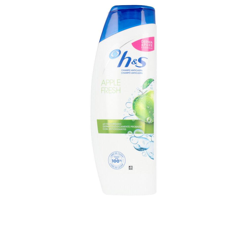 Head & Shoulders H&S; MANZANA limpio y fresco champú  360 ml