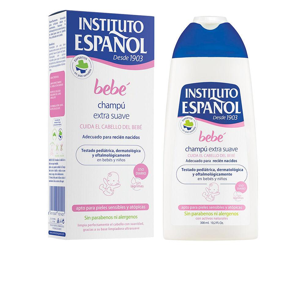 Instituto Español BEBE champú extra suave  300 ml
