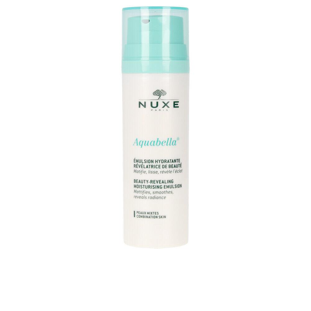 Nuxe AQUABELLA emulsion hydratante révélatrice de beauté  50 ml