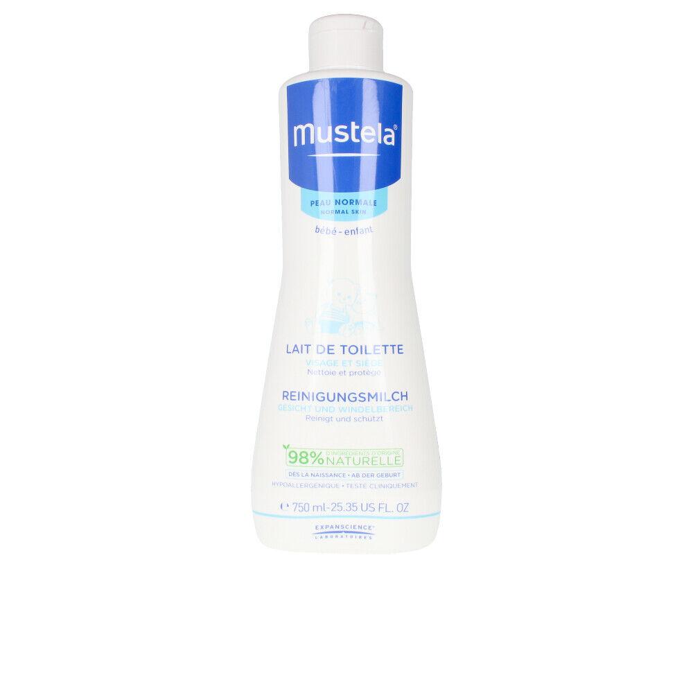Mustela BÉBÉ cleansing milk normal skin  500 ml