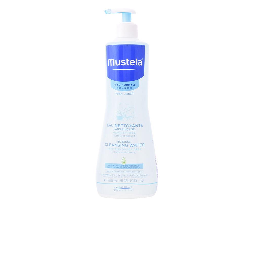 Mustela BÉBÉ cleansing water  750 ml