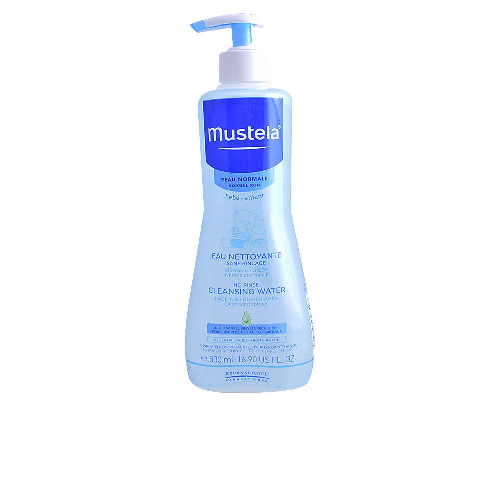 Mustela BÉBÉ cleansing water  500 ml
