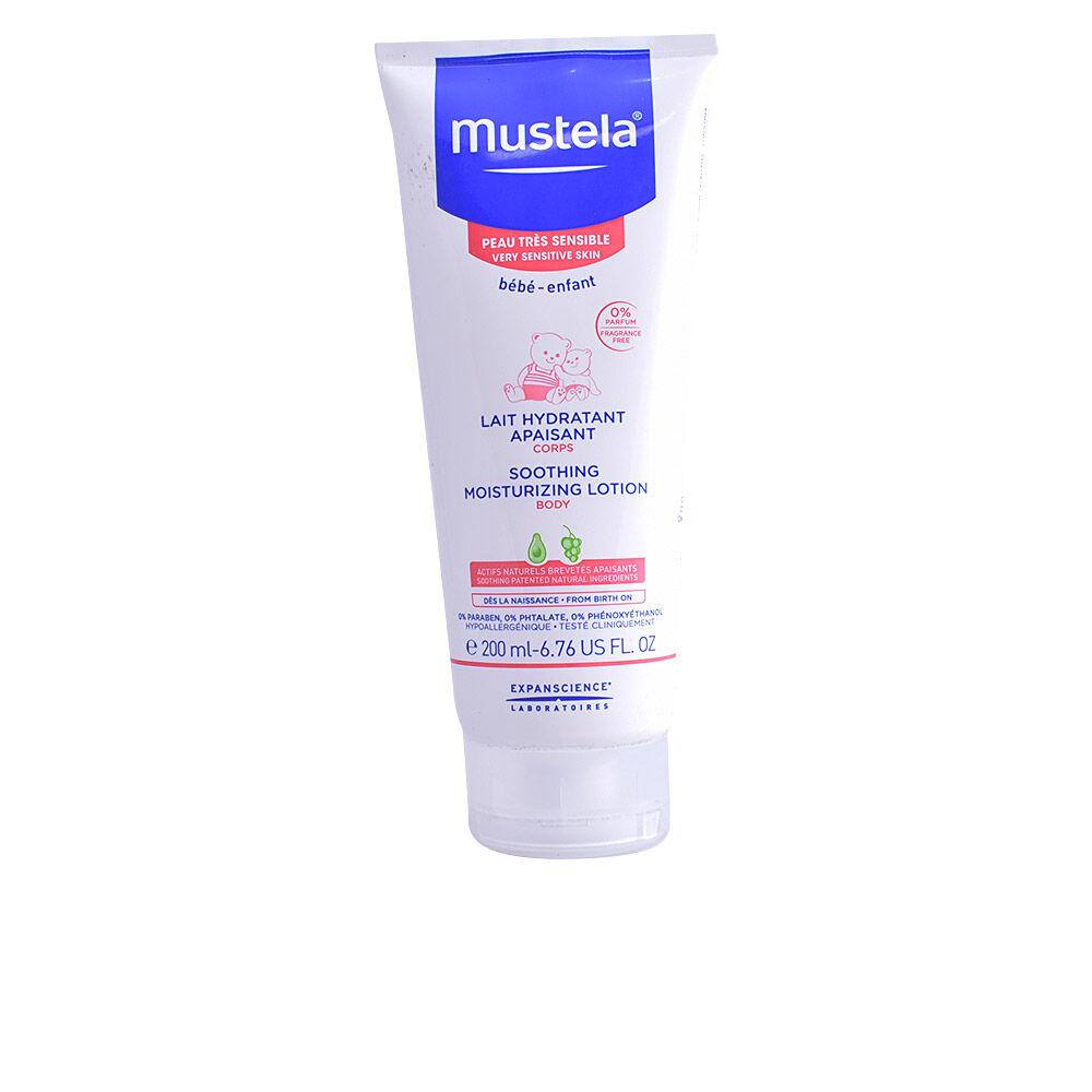 Mustela BÉBÉ SOOTHING MOISTURIZING LOTION very sensitive skin  200 ml