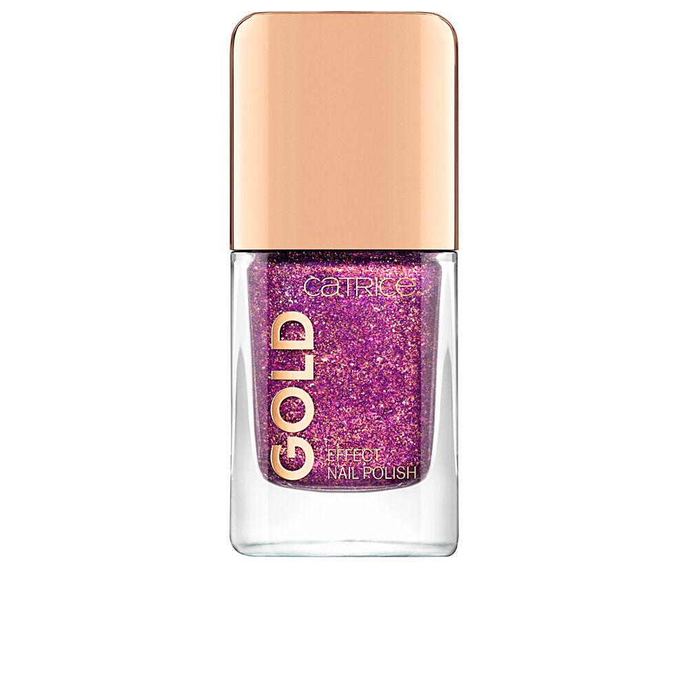 CATRICE GOLD EFFECT nail polish  #06-splendid atmosphere 10.5 ml