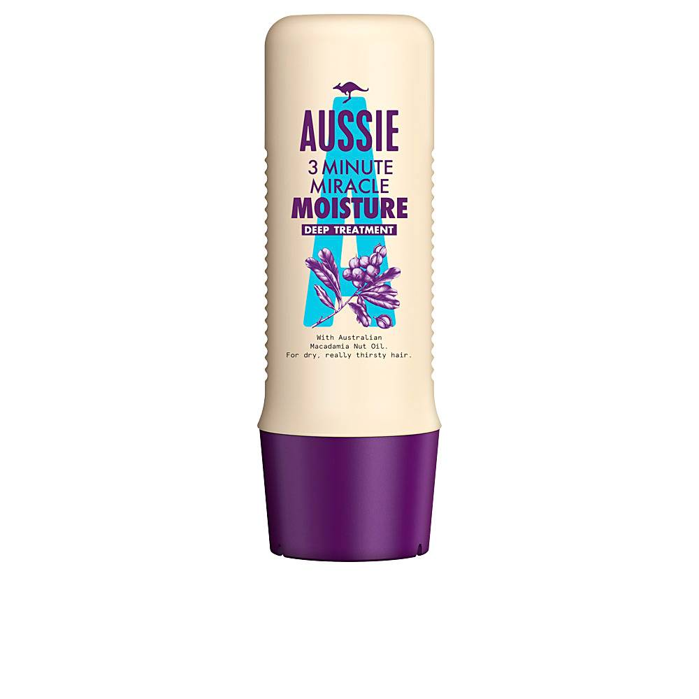 Aussie 3 MINUTE MIRACLE HYDRATION deep treatment  250 ml
