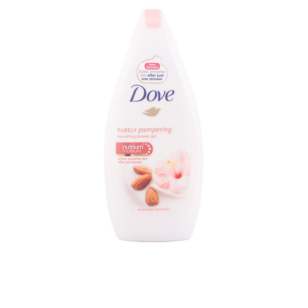 Dove CREMA DE ALMENDRAS shower gel  500 ml