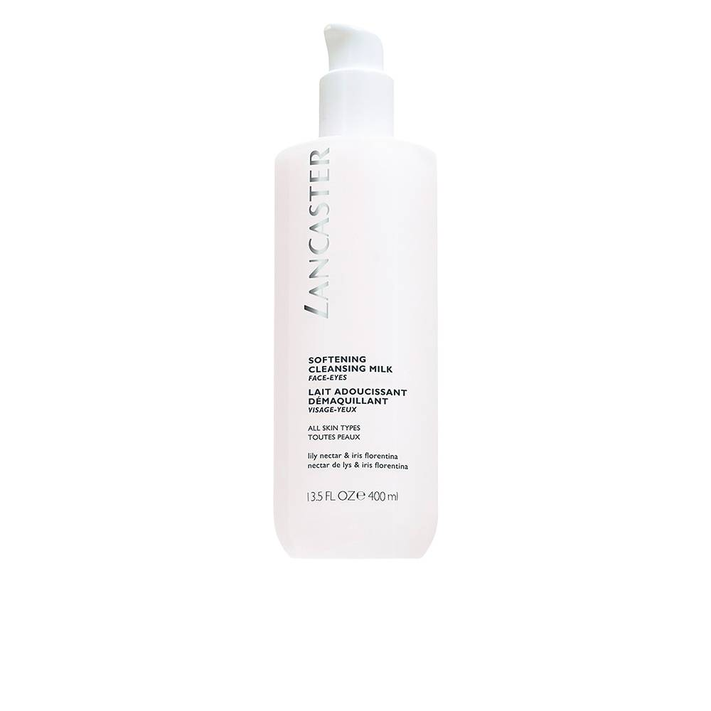 Lancaster CLEANSERS soft cleansing milk all skins  400 ml