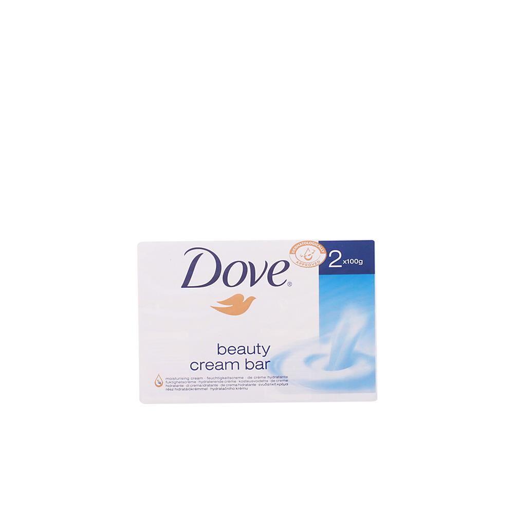 Dove soap CREMA HIDRATANTE SET 2 x  100 g