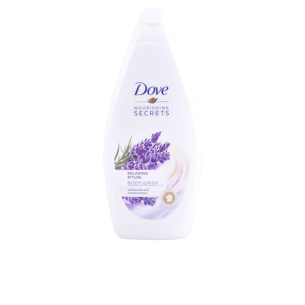 Dove RELAXING RITUAL lavender & rosemary body wash  500 ml