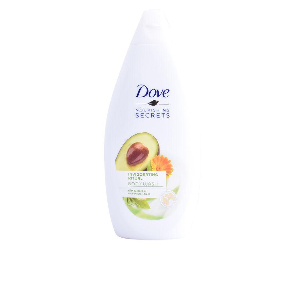 Dove INVIGORATING RITUAL avocado & calendula oil body wash  500 ml